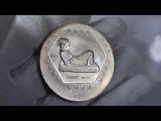 Mexico Silver Pesos Onza Plata #coincombinat Personalized Items, Youtube, Silver, Weights, Youtubers, Youtube Movies, Money