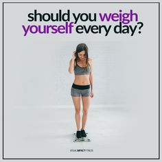 How often should you weigh yourself? It's a question that has been asked for decades, with no consensus. Some people think it's best to weigh yourself every day and others recommend weighing weekly or monthly. What is the right answer? Let me take a look at each side of the argument and see what I can come up with.