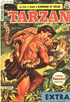 TARZAN - 2ª SÉRIE - EBAL