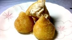 Coxinha deliciosa! Muffin, Breakfast, Food, Thighs, Morning Coffee, Essen, Muffins, Meals, Cupcakes