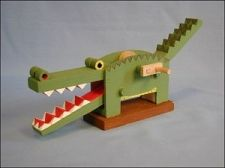 Crocodile model kit. i have one of these