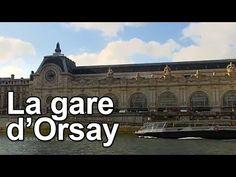 La gare d'Orsay