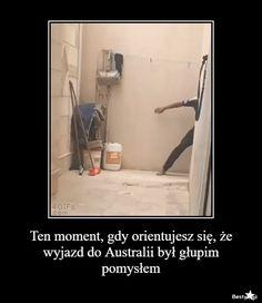 BESTY.pl - Ten moment, gdy orientujesz się, że wyjazd do Australii był głupim pomysłem Wtf Funny, Funny Memes, Jokes, Why Are You Laughing, What To Draw, Big Hero 6, Baby Shark, Reaction Pictures, Best Memes