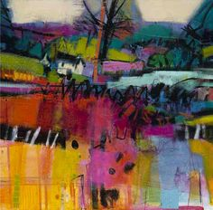 Signed limited edition prints and art prints by British artist Francis Boag at the Red Rag British Art Gallery Abstract Landscape Painting, Landscape Art, Landscape Paintings, Abstract Art, Contemporary Landscape, Fine Art, Photography Tips, Landscape Photography, Google Search