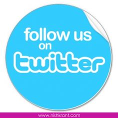 Follow us on twitter for updates, news and views and much more. Start following us now - http://goo.gl/2PqdAn