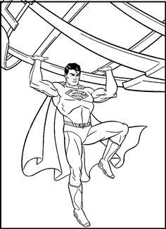 Resultado De Imagen Para Batman Colorear Facil