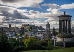 Views of Edinburgh taken from Calton Hill  Picture: Steven Scott taylor / J P License