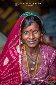 Portrait of Rajasthan Photo by Jean Yves Juguet -- National Geographic Your Shot http://regardsdumonde.wix.com/photography