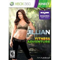 Jillian Michaels Fitness Adventure --- http://www.amazon.com/Jillian-Michaels-Adventure-microsoft-xbox-360/dp/B0056BE0ZY/?tag=jayb4903-20