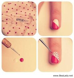 Amazing DIY Nail Art Designs – 12 tutorials - BeaLady.net