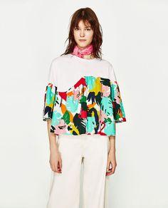 Flamingo Zara Tshirt