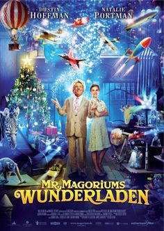 Watch Mr. Magorium's Wonder Emporium Full-Movie