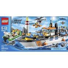 LEGO® City Coast Guard Patrol 60014 (joeys bday)