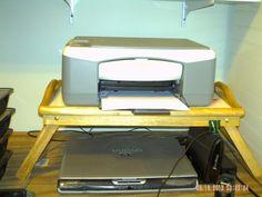 printer stand, great idea!