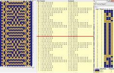 Diseño 40 tarjetas, 2 colores, repite dibujo cada 24 movimientos
