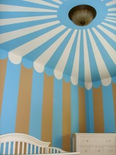 Circus Nursery: The Big Top