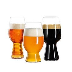 Spiegelau Craft Beer Tasting Kit (set of 3) | Gift Guide | For the Beer Lover | For Him | For Her | Affiliate