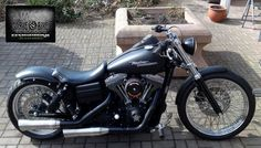 Latest Street Bob Hydra III - Harley Riders USA Forums