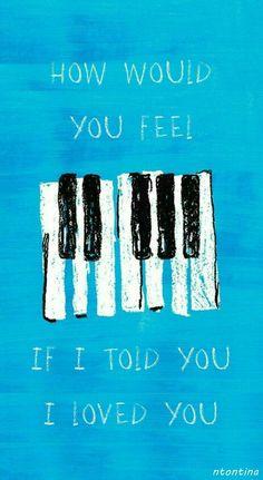 How Would You Feel // Ed Sheeran