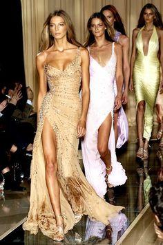 Magníficos Vestidos largos de verano y noche | Vestidos | Moda 2013 - 2014