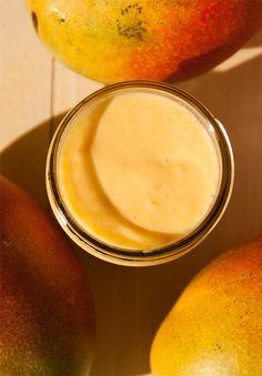 Basic Indian Mango Lassi