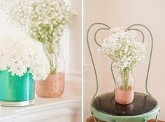 """If you've ever gotten lost on Pinterest or tried your hand at pretty much anything DIY, you're probably besties with one iconic piece of glassware: The Mason Jar. Love it or hate it, you can't deny both its utility and inherent cuteness. For this month's mega roundup, we've scoured the web to bring you the 100 most clever ways to repurpose a mason jar, canning jar, ball jar, or jam jar. And we promise not to use the word """"jarring"""" more than once ;)"""