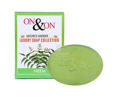 Purchase best quality Natures Luxury Neam Soap for Your Beauty Care from organicnirvaana.com Natures Luxury Neam Soap Rs.95 Mobile:9643819130 Landline:011- 40704094 Contact Email:care@organicnirvaana.com  Delhi India