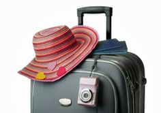 Five Tips for Fitting it All in a Carry-on Bag.     I doubt I could ever do a carry-on only.