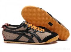 Onitsuka Tiger Kanuchi - Brown Black Orange