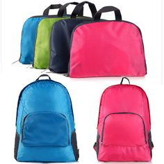 e7171de4f9e2 OEM Custom Waterproof Hiking Camping Picnic Lightweight Outdoor Travelling Backpack  Foldable Backpack Sports