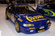 Subaru Impreza STi-Colin McRae & Derek Ringer