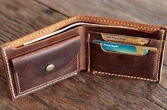 coin wallet handmade leather wallet mens hand stitching credit card wallet gift https://t.co/8urMr4YfCv https://t.co/DIAflm1NkJ
