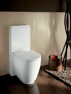 Hatria Nido Toilet Suite | Hatria | Sanitaryware | Pinterest ... Toilette Und Bidet Design Hatria