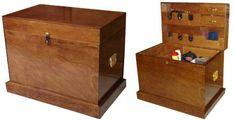 custom tack boxes | NOTE: Elite Tack Design replaced David's burned plansfor FREE!