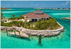 Art Symphony: The Paradisiacal Bahamas Islands #paraiso #ilhas #praias