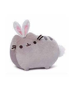 "Pusheen Easter Bunny Plush 11"" - SUDDENLY CAT"
