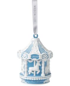 Wedgwood Baby's First Christmas Ornament