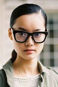 via Vanessa Jackman Big Glasses, Girls With Glasses, Glasses Frames,  Eyeglasses For Women bf51b1021d