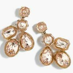 J.Crew Casino Earrings