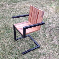 The art chair by PurposeandPine on Etsy