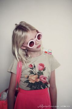 if i had a kid..this is how it'd be dressed. wildfox kids