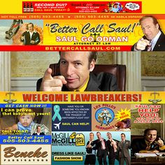 Better Call Saul! Jimmy becomes Saul when the high road turned into a dead end.