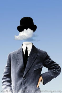 Head In The Clouds by Kenneth Rougeau # fine art, prints, surrealism, home decor, wall art
