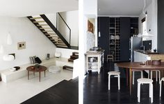 design attractor: Calm and Cozy House