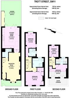 Check out this property for sale on Rightmove! House Extension Plans, House Extension Design, Extension Designs, Kitchen Extension Victorian Terrace, Kitchen Diner Extension, Norway House, Side Return Extension, Terrace Floor, London Townhouse