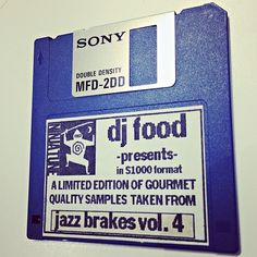 Tbt - a floppy disc we found in the office. It seems so out of place in the sea of Mac Pro laptops! but still looks good!