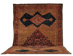 Fine Oriental Rugs & Carpets | Sale 2653B | Skinner Auctioneers Bidjar