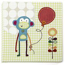 """Mamas & Papas Monkey Canvas - Mamas and Papas - Babies """"R"""" Us"""