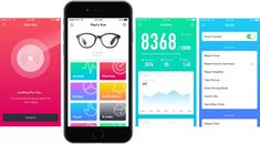You can track your activity with the app. #smartglasses #vueglasses #newtech