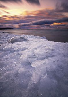 **Lake Superior in Winter One of the Best Places on the Planet!